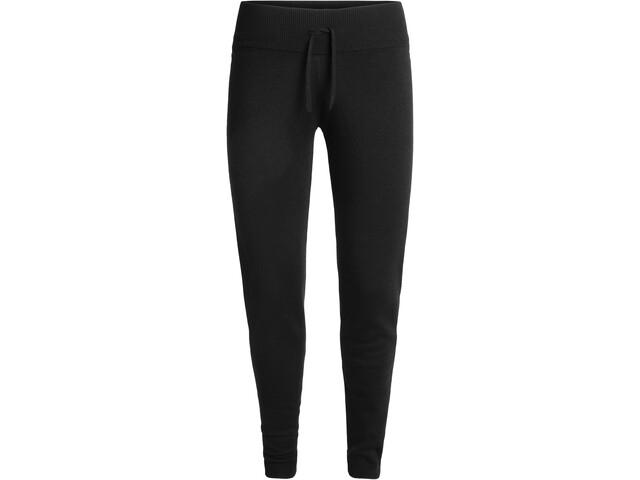 Icebreaker Carrigan Sweater Hose Damen black